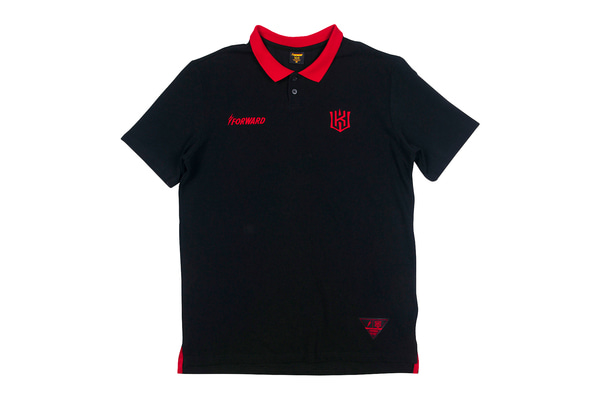 FORWARD kt wiz POLO SHIRTS